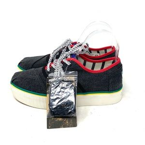 Toms Venice Platform Sneakers